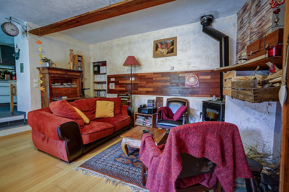 Pretty village house in the heart of Vauvenargues
